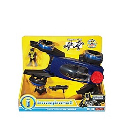 Mattel - Imaginext DC Super Friends Transforming Batmobile