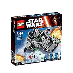 LEGO - Star Wars First Order Snowspeeder - 75100