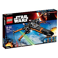 LEGO - Poe's X-Wing Fighter - 75102