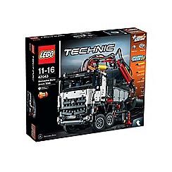 Lego - Mercedes-Benz Arocs - 42043