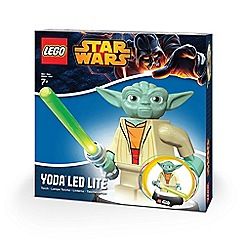 LEGO - Yoda Torch Nightlight