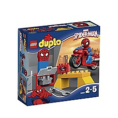 LEGO - Duplo Spider-Man Web-Bike Workshop Figure - 10607