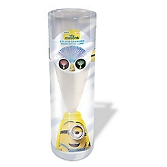 Despicable Me - Minions fibre-optic reflector light