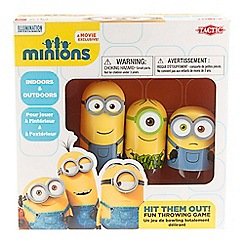 Despicable Me - Minions hit them out