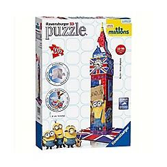 Despicable Me - 216-piece 3D Minions puzzle