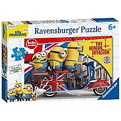 Despicable Me - Jigsaw puzzle - 80 pieces