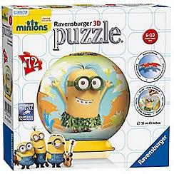 Despicable Me - 3D puzzle - 72 pieces