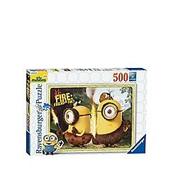 Despicable Me - 500-piece Minions puzzle