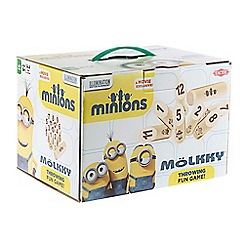 Despicable Me - Minions molkky skittles game