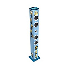 Despicable Me - Minions Bluetooth sound tower