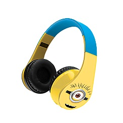 Despicable Me - Bluetooth stereo headphones