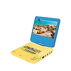 Despicable Me - Portable DVD player