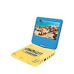 Despicable Me - Portable DVD player