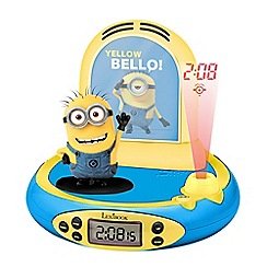 Despicable Me - Projector alarm clock