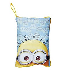 Despicable Me - Minions 'Hide-n-Sleep' cushion