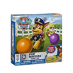 Paw Patrol - Paw patrol pup racers