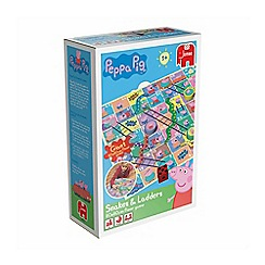 Peppa Pig - Giant Snakes & Ladders Game