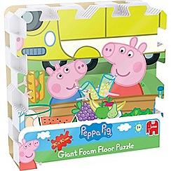 Peppa Pig - EVA Foam Jigsaw Puzzle Mat