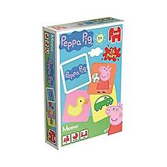 Peppa Pig - Memo Game