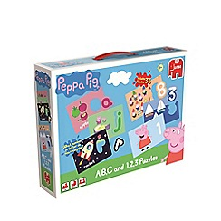 Peppa Pig - ABC & Number Games