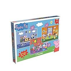 Peppa Pig - Trio Jigsaw Puzzles