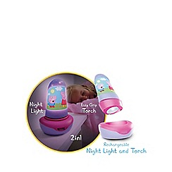 Worlds Apart - Goglow peppa pig night light