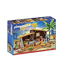 Playmobil - Christmas Nativity manger