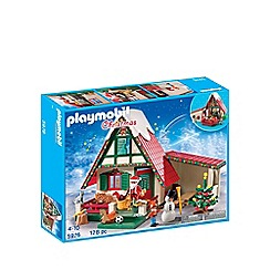 Playmobil - Santa's home