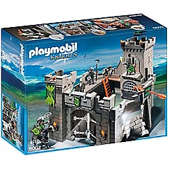 Playmobil - Wolf knights castle