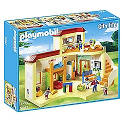 Playmobil - City Life sunshine preschool