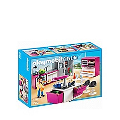 Playmobil - City Life modern designer kitchen