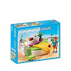 Playmobil - City Life modern bedroom