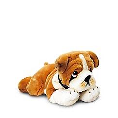Keel - 90cm Bulldog cuddly toy