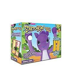 Re:creation - Stretchkins Purple Pony