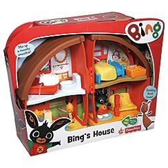 Mattel - Bing Bunny Bing's House