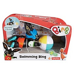 Mattel - Bing Bunny Swimming Bing
