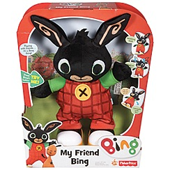 Mattel - Bing Bunny My Friend Bing