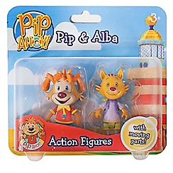 Pip Ahoy - Pip and Alba action figures