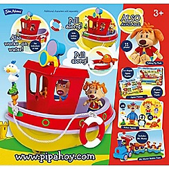 Pip Ahoy - Skipper's bucket playset
