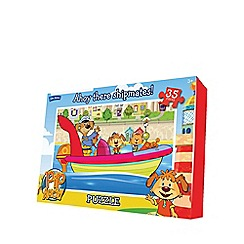 Pip Ahoy - 35 piece jigsaw puzzle