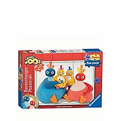 Twirly Woos - Giant floor puzzle - 16 pieces