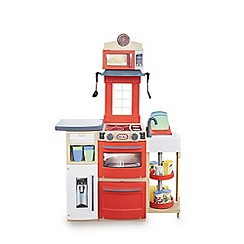 Little Tikes - Cook 'n Store Kitchen (Red)