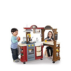 Little Tikes - Cook 'n Dine Bistro Kitchen  (Red)