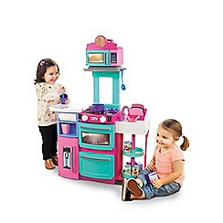 Little Tikes - Cook n Store Kitchen - Pink