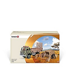 Schleich - Wild Life Safari Animal Rescue Set