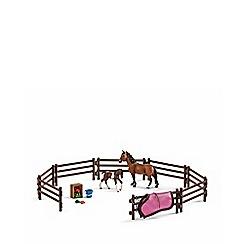 Schleich - Farm Life Paddock Set
