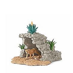 Schleich - Wild Life Cave Playset