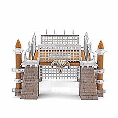 Schleich - The World of Knights Battle Arena with accessories