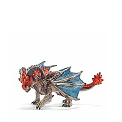 Schleich - The World of Knights Dragon Battering Ram