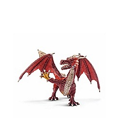 Schleich - The World of Knights Dragon Warrior